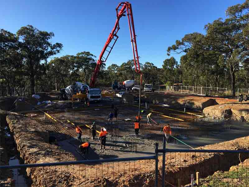 Construction commences for Holy Cross Monastery Stage 2 Project