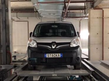 Kaz Tower Car Stacker