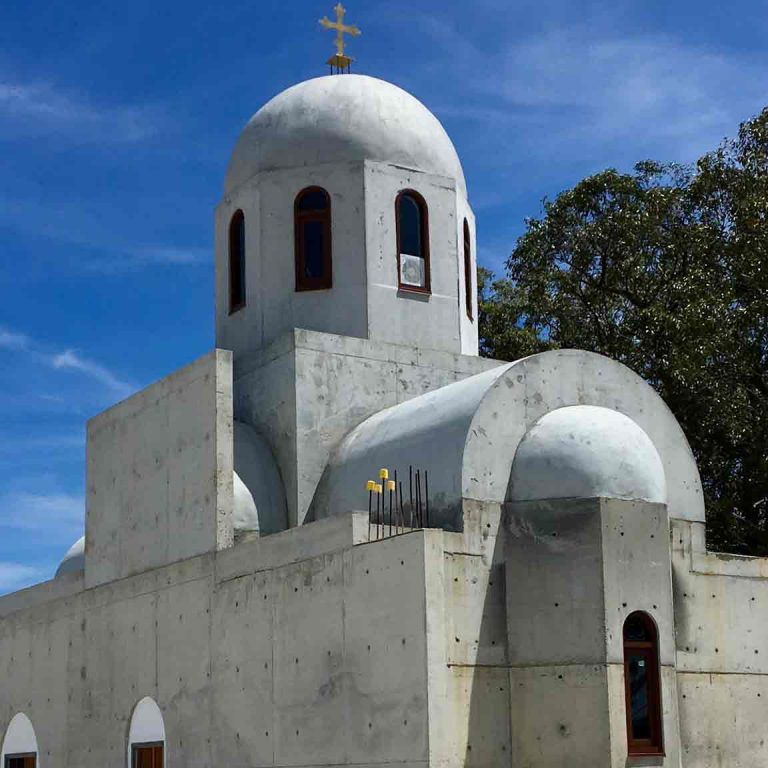 Holy Cross Monastery – Stage 2