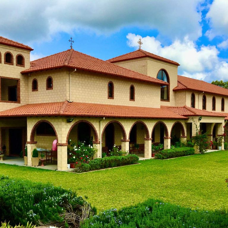 Holy Cross Monastery – Stage 1